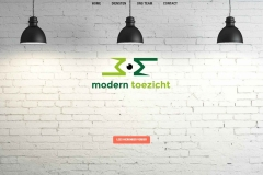Modern Toezicht Website by RijnWeb