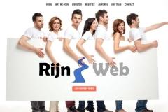 RijnWeb Website by RijnWeb