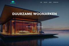 Waterlely Website by RijnWeb