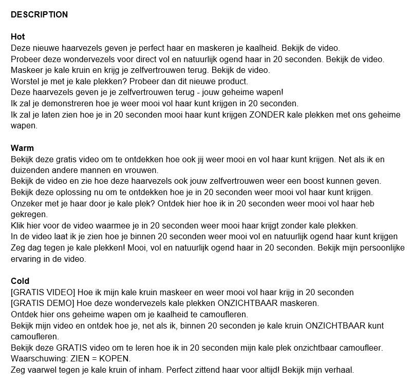 Funnel Scripts Nederlands. Makkelijk Geld Verdienen Online.